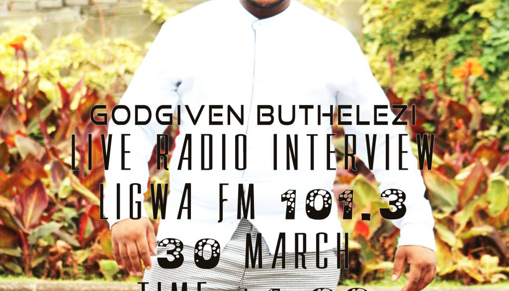 Godgiven Ligwa Interview