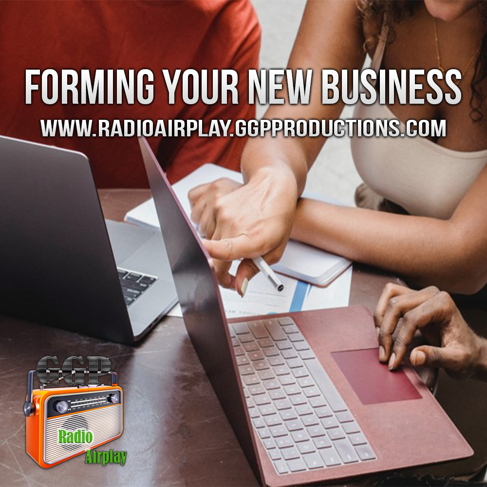fORM A BUSINESS